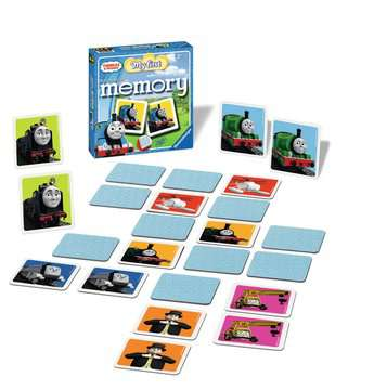 Thomas & Friends My first memory® Spellen;memory® - image 2 - Ravensburger