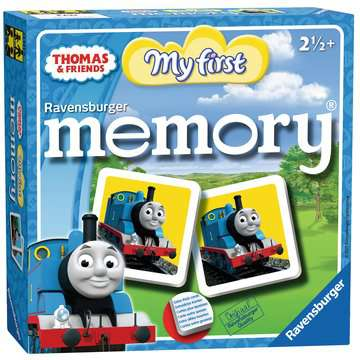 Thomas & Friends My first memory® Spellen;memory® - image 3 - Ravensburger