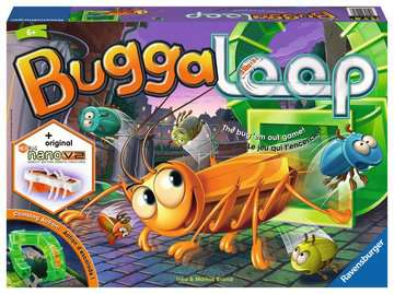 Buggaloop Games;Children's Games - image 1 - Ravensburger
