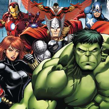 Avengers 3 Puzzles + memory® Juegos;Juegos educativos - imagen 4 - Ravensburger