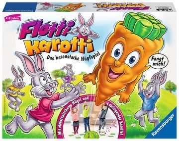 21200 Kinderspiele Flotti Karotti von Ravensburger 1