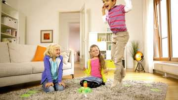 21200 Kinderspiele Flotti Karotti von Ravensburger 7