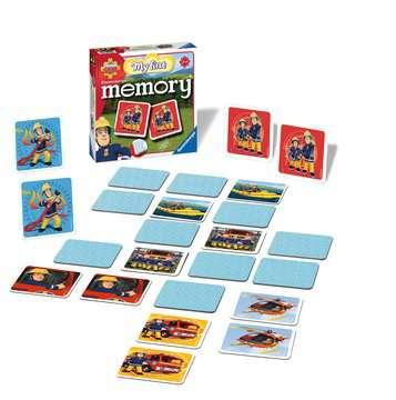 21204 Kinderspiele Fireman Sam Mein erstes memory® von Ravensburger 2