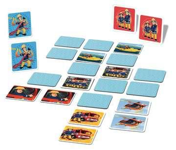 My First Grand memory® Sam le Pompier Premier âge;Jeux - Image 3 - Ravensburger