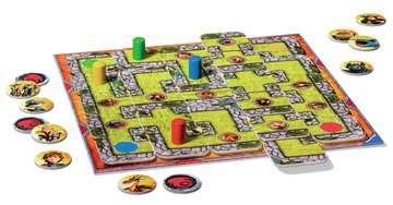 Dragons Junior Labyrinth Giochi;Giochi di società - immagine 4 - Ravensburger