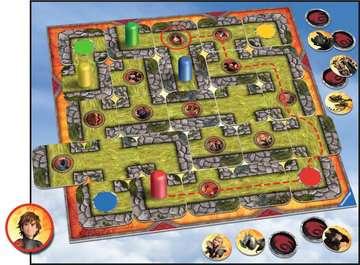 Dragons Junior Labyrinth Spiele;Kinderspiele - Bild 5 - Ravensburger