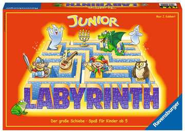 Junior Labyrinth Spiele;Kinderspiele - Bild 1 - Ravensburger