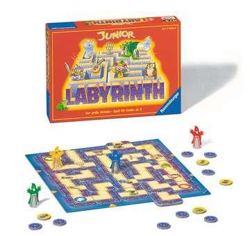 21210 Kinderspiele Junior Labyrinth von Ravensburger 2