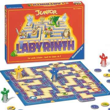 Junior Labyrinth Spiele;Kinderspiele - Bild 3 - Ravensburger