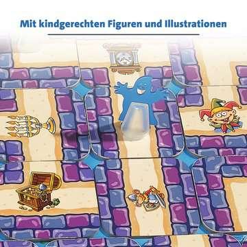 21210 Kinderspiele Junior Labyrinth von Ravensburger 4