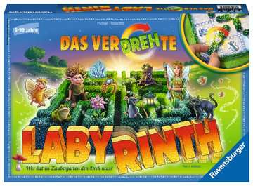 Das verdrehte Labyrinth Spiele;Kinderspiele - Bild 1 - Ravensburger