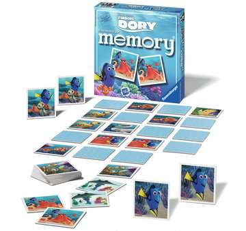 Disney/Pixar Finding Dory memory® Spiele;Kinderspiele - Bild 2 - Ravensburger