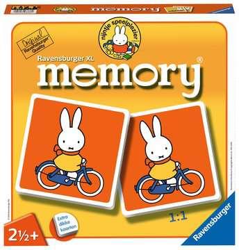 Miffy XL memory® Jeux;memory® - Image 1 - Ravensburger
