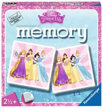 Disney Princess XL memory® Spil;Børnespil - Billede 1 - Ravensburger