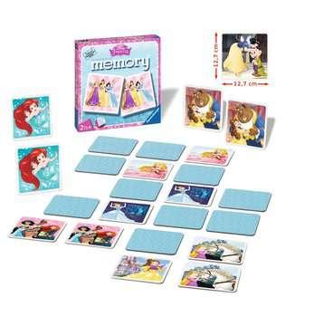 Disney Princess XL memory® Spil;Børnespil - Billede 2 - Ravensburger