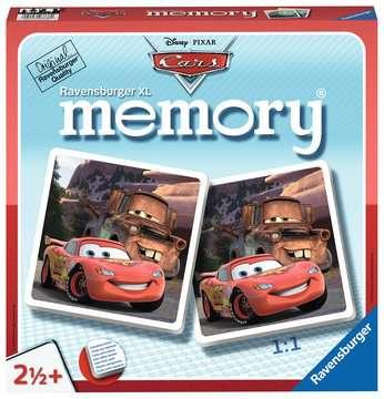 Disney/Pixar Cars XL memory® Spil;Børnespil - Billede 1 - Ravensburger