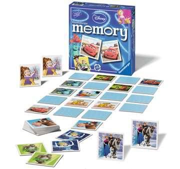 Disney memory® Giochi;Giochi educativi - immagine 2 - Ravensburger