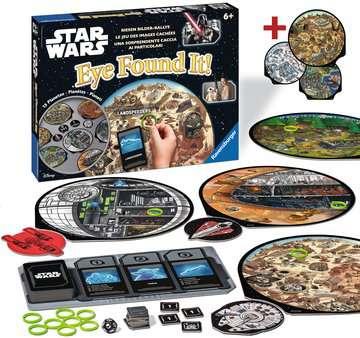 Star Wars Eye found it Jeux de société;Jeux enfants - Image 3 - Ravensburger