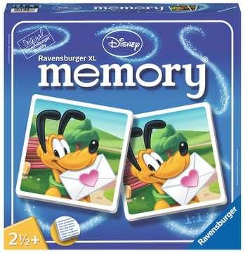 Disney XL memory® Spil;Børnespil - Billede 1 - Ravensburger