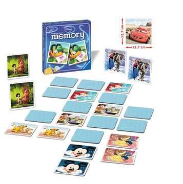 Disney XL memory® Spil;Børnespil - Billede 2 - Ravensburger