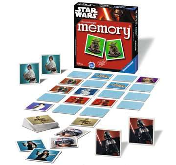 Star Wars Mini memory® Games;memory® - image 2 - Ravensburger