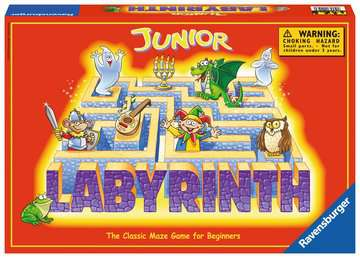 Junior Labyrinth Games;Children's Games - image 1 - Ravensburger