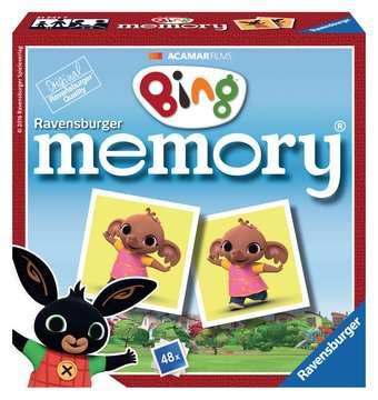 Bing Bunny mini memory® Spellen;memory® - image 1 - Ravensburger