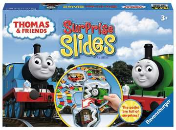Thomas & Friends Surprise Slides Game Games;Children s Games - image 1 - Ravensburger