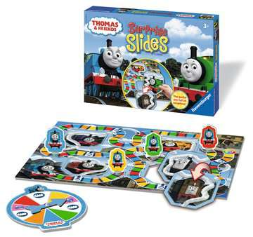 Thomas & Friends Surprise Slides Game Games;Children s Games - image 2 - Ravensburger