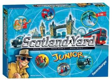 Scotland Yard Junior Games;Children s Games - image 1 - Ravensburger