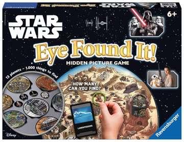 Star Wars Eye Found It! Games;Children s Games - image 1 - Ravensburger