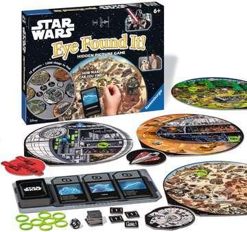 Star Wars Eye Found It! Games;Children s Games - image 3 - Ravensburger