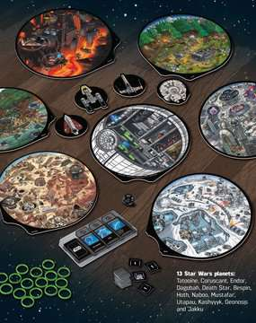 Star Wars Eye Found It! Games;Children s Games - image 4 - Ravensburger