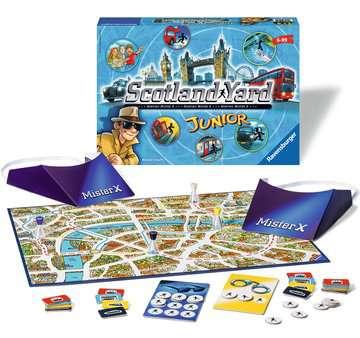 Scotland Yard Junior Spil;Børnespil - Billede 2 - Ravensburger