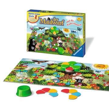 Der Maulwurf und die Kullerblumen Spiele;Kinderspiele - Bild 2 - Ravensburger
