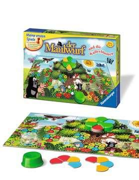 Der Maulwurf und die Kullerblumen Spiele;Kinderspiele - Bild 3 - Ravensburger
