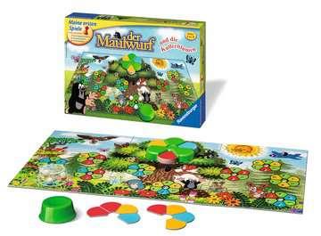 Der Maulwurf und die Kullerblumen Spiele;Kinderspiele - Bild 4 - Ravensburger