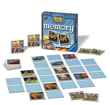 Bob the Builder memory® Spiele;Kinderspiele - Bild 2 - Ravensburger