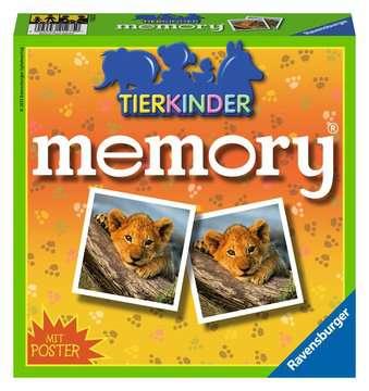 21275 Kinderspiele Tierkinder memory® von Ravensburger 1