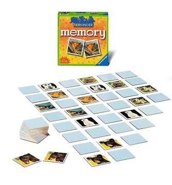 21275 Kinderspiele Tierkinder memory® von Ravensburger 2