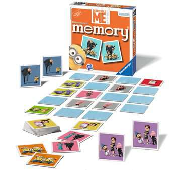 Despicable Me memory® Spiele;Kinderspiele - Bild 2 - Ravensburger