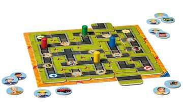 21282 Kinderspiele Fireman Sam Junior Labyrinth von Ravensburger 4