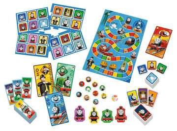 Thomas & Friends 6-in-1 Games Games;Children s Games - image 3 - Ravensburger