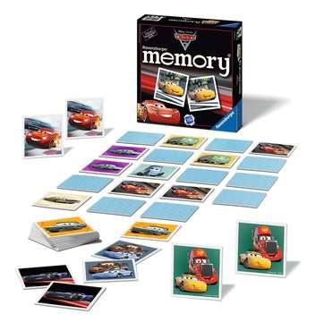 Disney/Pixar Cars 3 memory® Spil;Børnespil - Billede 2 - Ravensburger