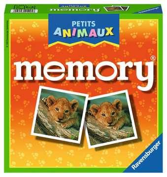 Grand memory® Petits animaux Jeux de société;Jeux enfants - Image 1 - Ravensburger