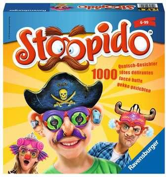 Stoopido Jeux;Jeux de société enfants - Image 1 - Ravensburger