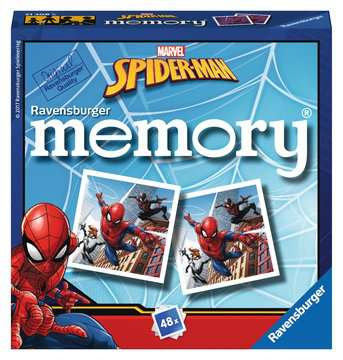 Spider-Man mini memory® Games;memory® - image 1 - Ravensburger