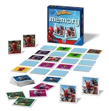 Spider-Man mini memory® Games;memory® - image 2 - Ravensburger