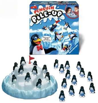 Penguin Pile Up Games;Children s Games - image 2 - Ravensburger