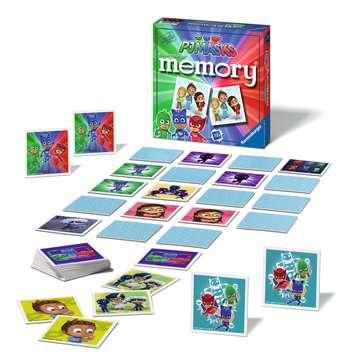 PJ Masks memory® Spiele;Kinderspiele - Bild 2 - Ravensburger
